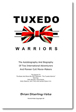 Tuxedo Warriors book by Brian Sterling-Vete